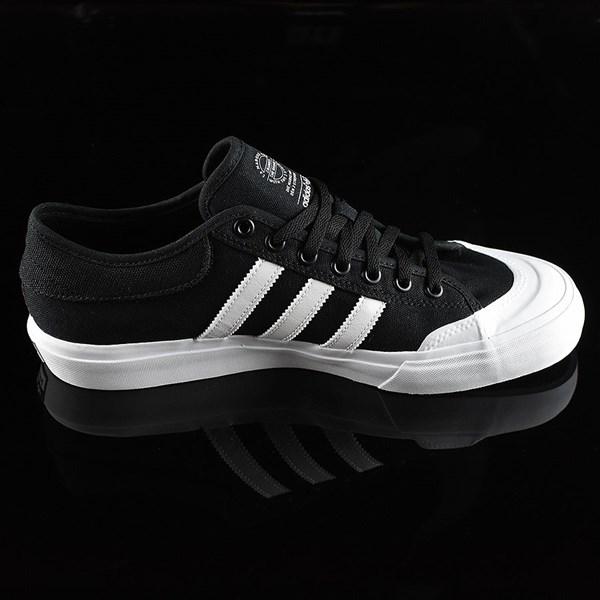adidas Matchcourt Low Shoes Black, White Rotate 3 O'Clock