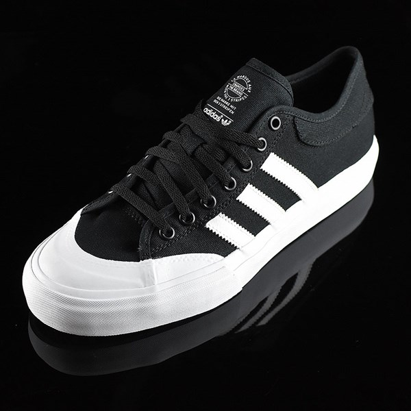 adidas Matchcourt Low Shoes Black, White Rotate 7:30