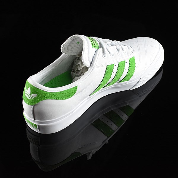 adidas Adi-Ease Premiere Away Days Shoes White, Green Rotate 1:30