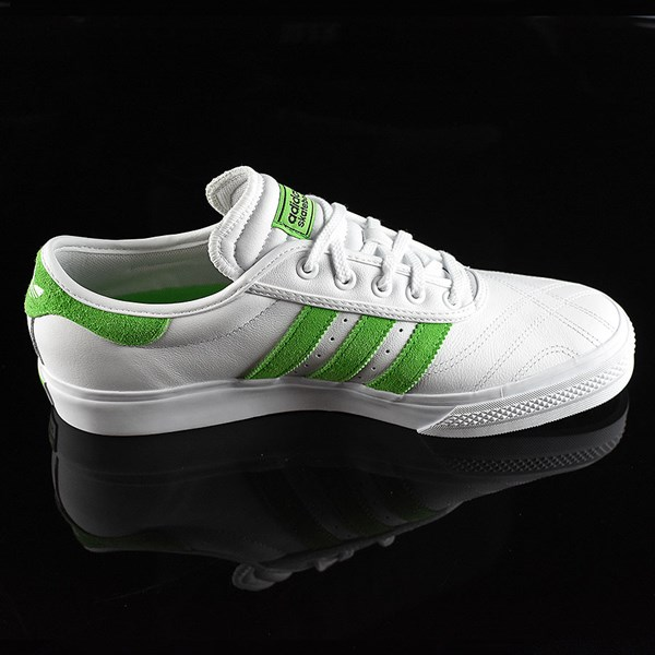 adidas Adi-Ease Premiere Away Days Shoes White, Green Rotate 3 O'Clock