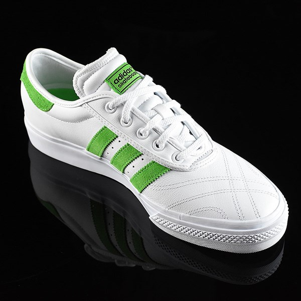 adidas Adi-Ease Premiere Away Days Shoes White, Green Rotate 4:30