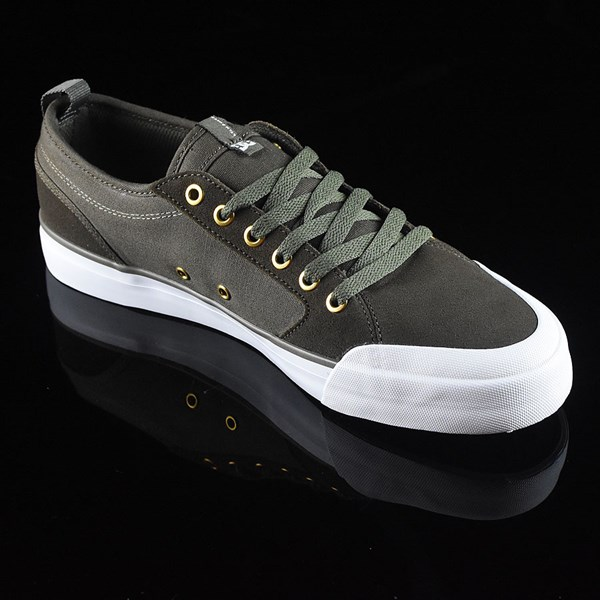 DC Shoes Evan Smith S Shoe Dark Beige Rotate 4:30