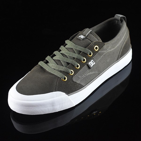 DC Shoes Evan Smith S Shoe Dark Beige Rotate 7:30