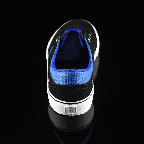 DC Shoes Trase S Shoes Black, Blue Rotate 12 O'Clock