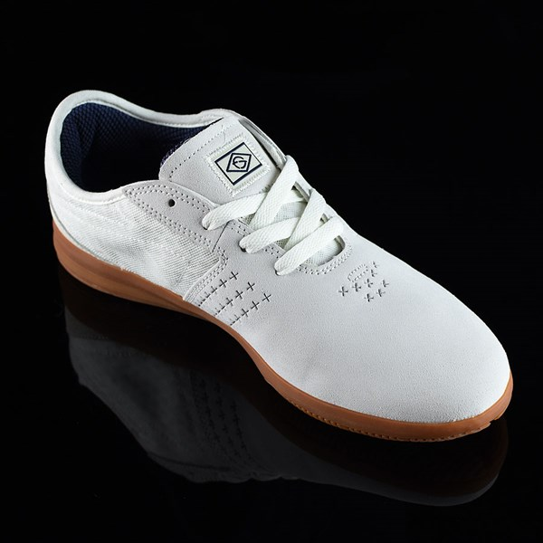 DC Shoes New Jack S Felipe Shoes White, Gum Rotate 4:30