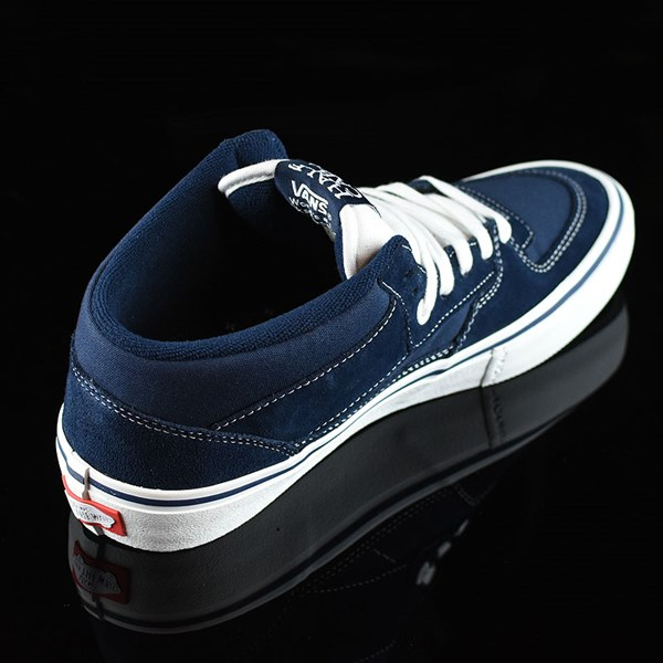 Vans Half Cab Pro Shoes Dress Blues Rotate 1:30