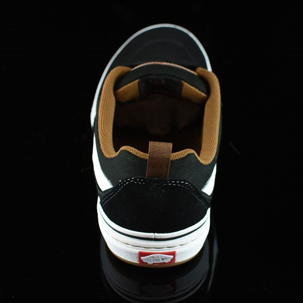 Vans Kyle Walker Pro Shoes Black, White, Gum Rotate 12 O'Clock