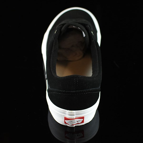 Vans Old Skool Shoes Black, Black, White Rotate 12 O'Clock