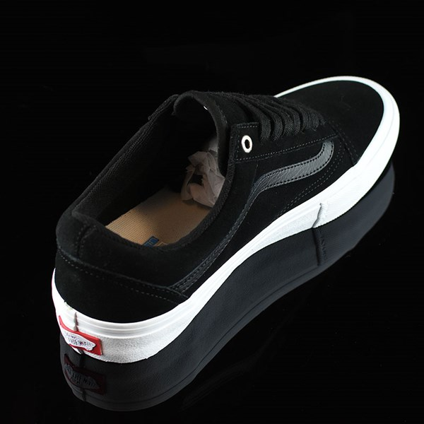 Vans Old Skool Shoes Black, Black, White Rotate 1:30