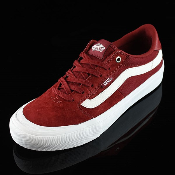 vans style 112 pro chaussure red dahlia