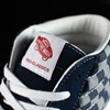 Vans Sk8-Hi Pro Shoes '83 Navy Checkered Tongue