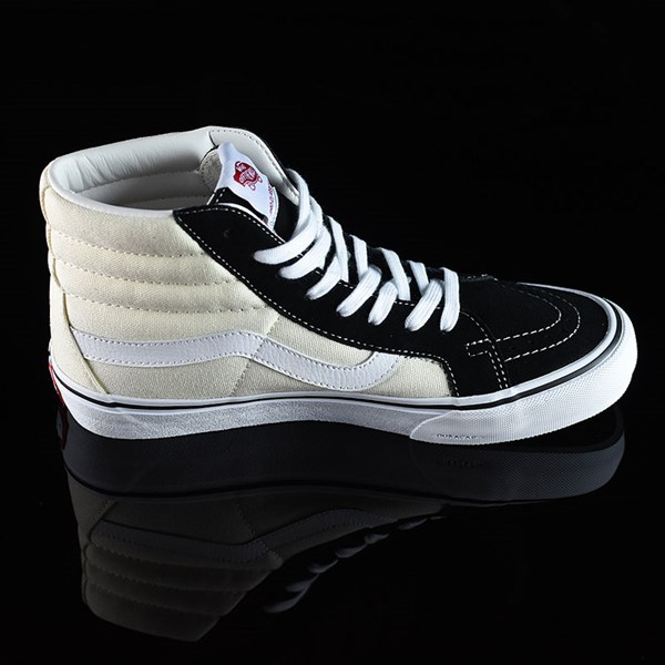 Vans Sk8-Hi Pro Shoes '87 Black Rotate 3 O'Clock