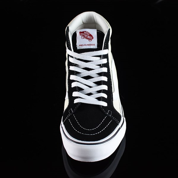 Vans Sk8-Hi Pro Shoes '87 Black Rotate 6 O'Clock