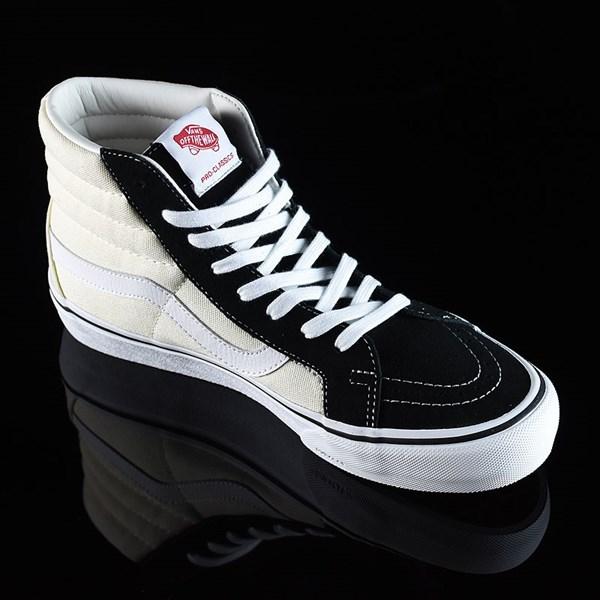 Vans Sk8-Hi Pro Shoes '87 Black Rotate 4:30