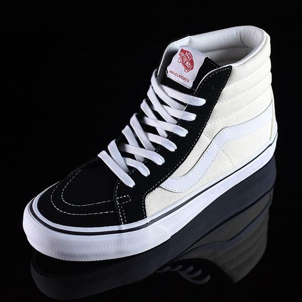 Vans Sk8-Hi Pro Shoes '87 Black Rotate 7:30