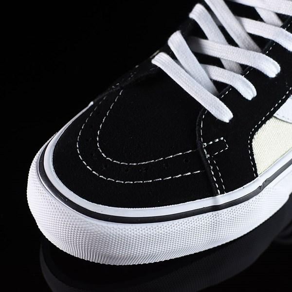 Vans Sk8-Hi Pro Shoes '87 Black Closeup