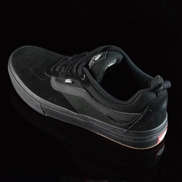 Vans Kyle Walker Pro Shoes Blackout Rotate 7:30