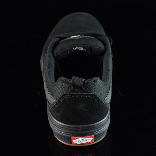 Vans Kyle Walker Pro Shoes Blackout Rotate 12 O'Clock