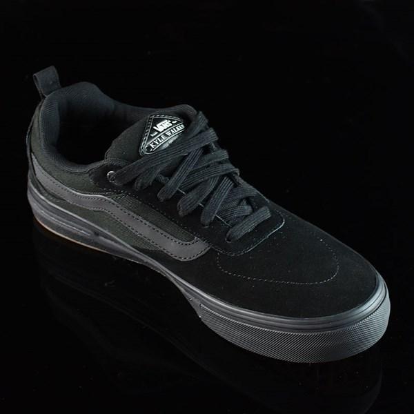 Vans Kyle Walker Pro Shoes Blackout Rotate 4:30