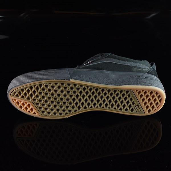 Vans Kyle Walker Pro Shoes Blackout Sole