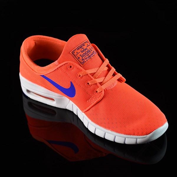 782b2fcd6068 ... Nike SB Stefan Janoski Max Total Crimson