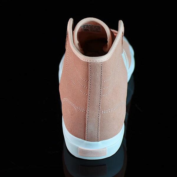 adidas Matchcourt RX Na-Kel Shoes Haze Coral, White, Haze Coral Rotate 12 O'Clock