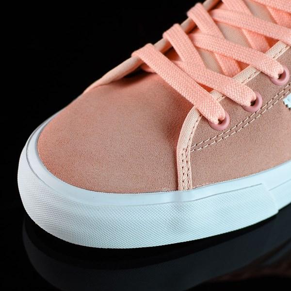 adidas Matchcourt RX Na-Kel Shoes Haze Coral, White, Haze Coral Closeup