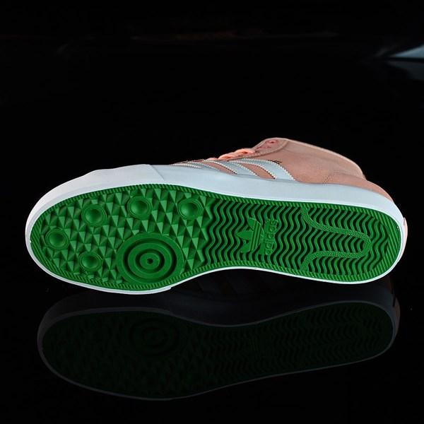 adidas Matchcourt RX Na-Kel Shoes Haze Coral, White, Haze Coral Sole