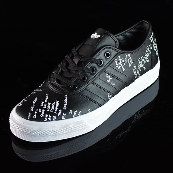 adidas Adi-Ease Classified Shoes Black, White Rotate 7:30
