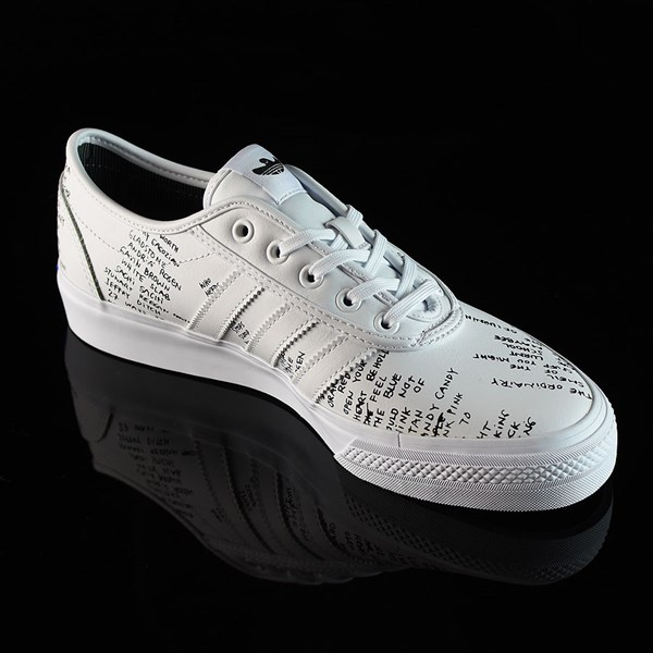 adidas Adi-Ease Classified Shoes White, Black Rotate 4:30