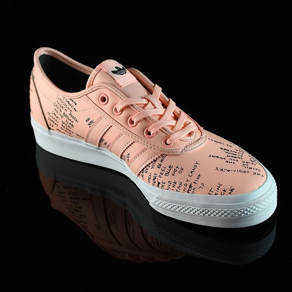 adidas Adi-Ease Classified Shoes Haze Coral, Black Rotate 4:30