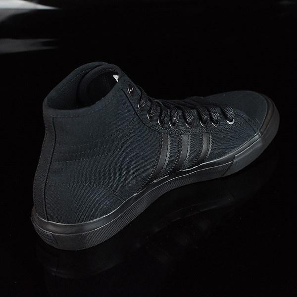 adidas Matchcourt RX Shoes Black, Black Rotate 1:30