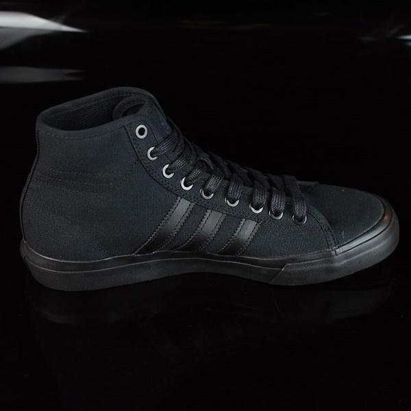adidas Matchcourt RX Shoes Black, Black Rotate 3 O'Clock