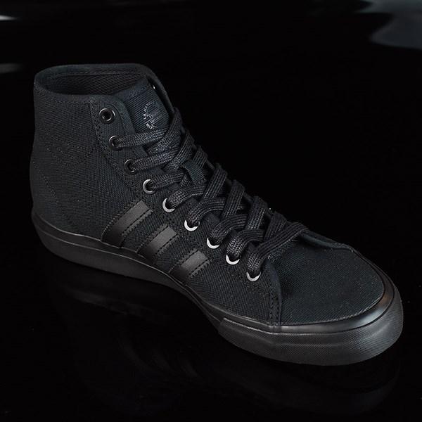 adidas Matchcourt RX Shoes Black, Black Rotate 4:30