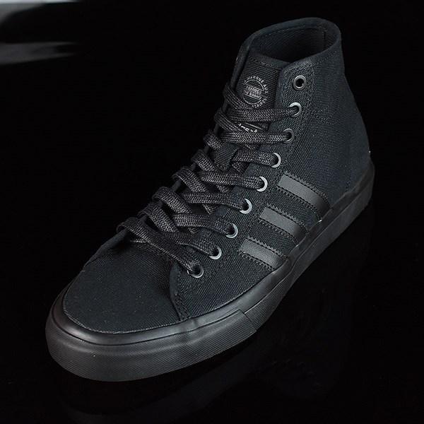 adidas Matchcourt RX Shoes Black, Black Rotate 7:30