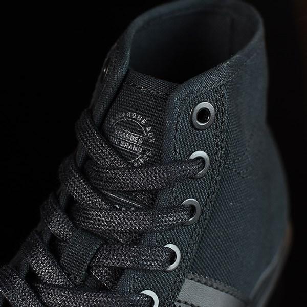 adidas Matchcourt RX Shoes Black, Black Tongue