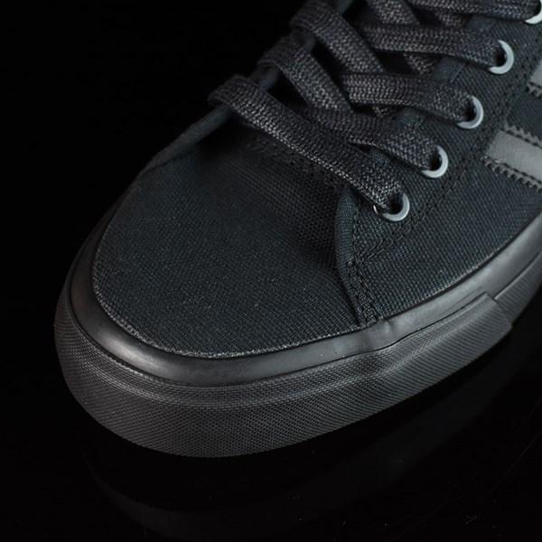 adidas Matchcourt RX Shoes Black, Black Closeup