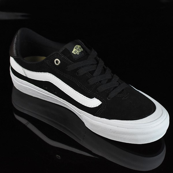 Vans Style 112 Pro Shoes Black, Black, White Rotate 4:30