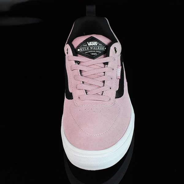 Vans Kyle Walker Pro Shoes Zephyr, White Rotate 6 O'Clock