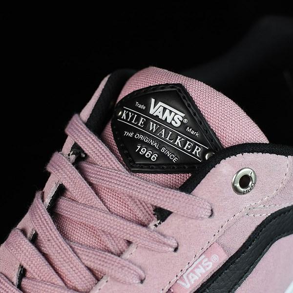 Vans Kyle Walker Pro Shoes Zephyr, White Tongue