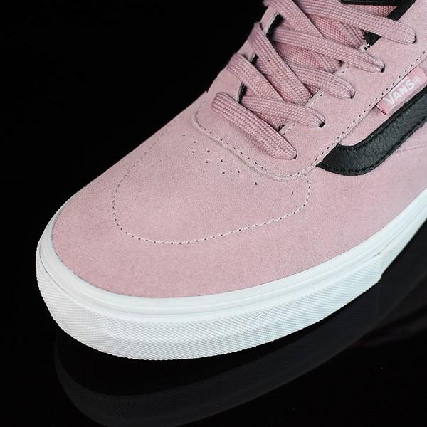 Vans Kyle Walker Pro Shoes Zephyr, White Closeup