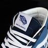 Vans Sk8-Hi Pro Shoes Navy, White Tongue