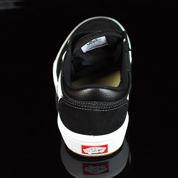 Vans Gilbert Crockett Pro 2 Shoes Black, White Rotate 12 O'Clock