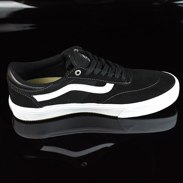 Vans Gilbert Crockett Pro 2 Shoes Black, White Rotate 3 O'Clock