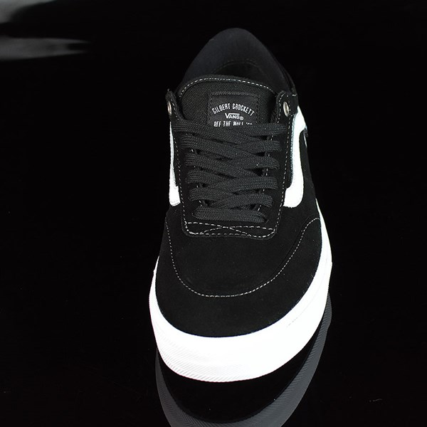 Vans Gilbert Crockett Pro 2 Shoes Black, White Rotate 6 O'Clock
