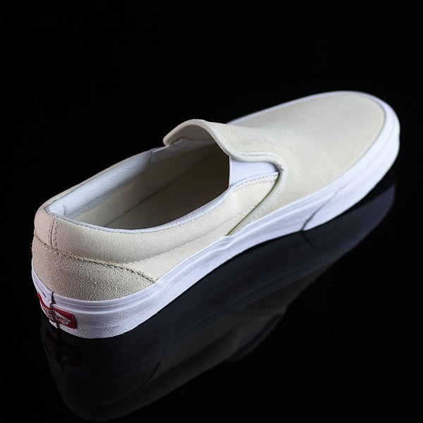 Vans Classic Slip On Shoes Afterglow, White Rotate 1:30
