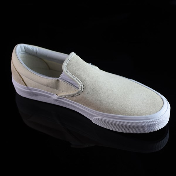 Vans Classic Slip On Shoes Afterglow, White Rotate 4:30
