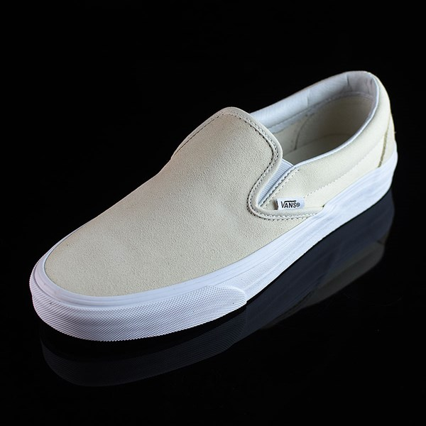 Vans Classic Slip On Shoes Afterglow, White Rotate 7:30