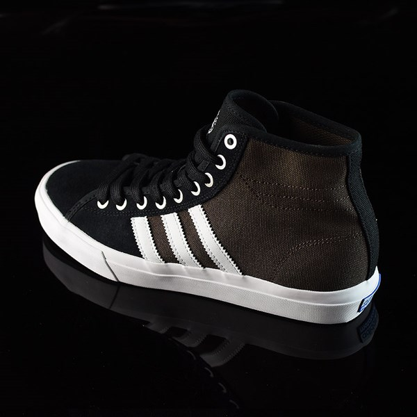 quality design 5016c fb834 ... White adidas Matchcourt High RX Shoes Black, Brown, White Rotate 7 30  ...