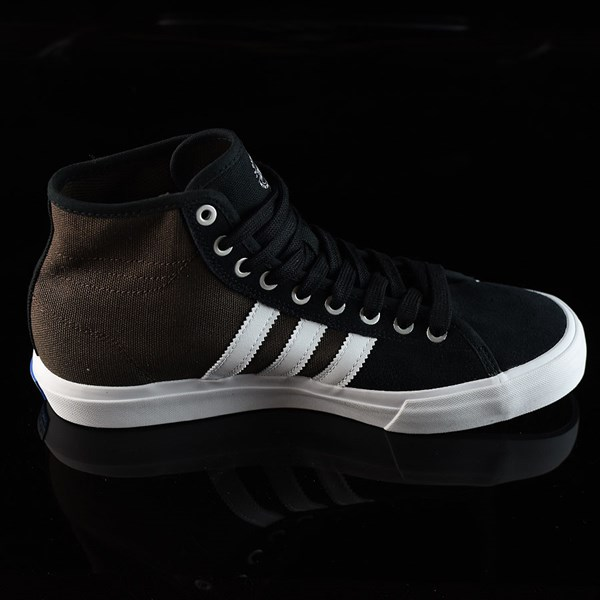 new product 47fae c4fac ... adidas Matchcourt High RX Shoes Black, Brown, White Rotate 3 O Clock ...